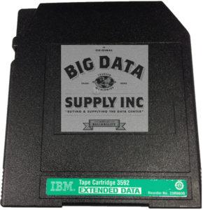 IBM Tape Cartridge 3592